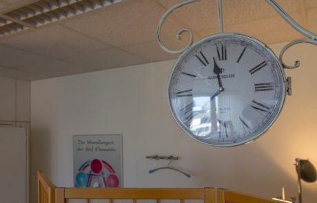 Praxis Lanz Zürich Uhr