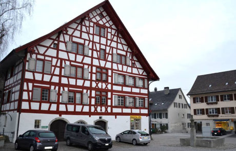 Haus in Elgg
