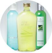 Shampooprodukte Massage Lanz